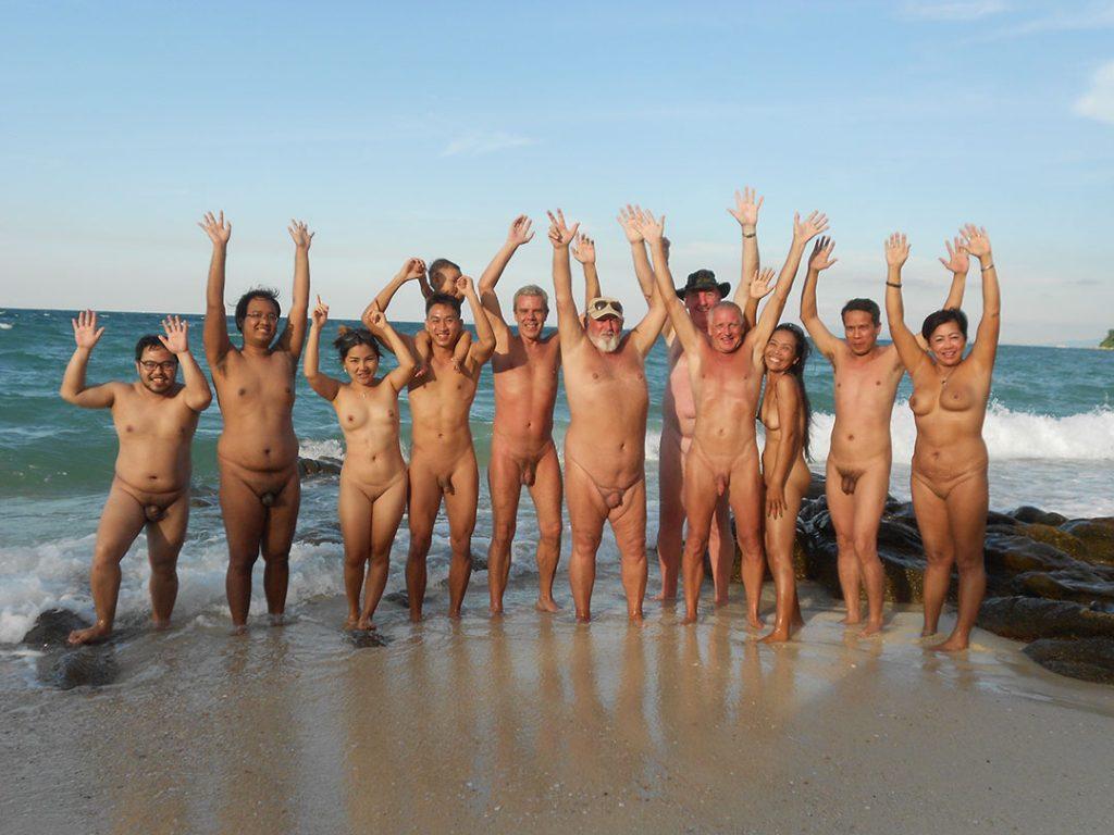 Nudist resorts in thailand