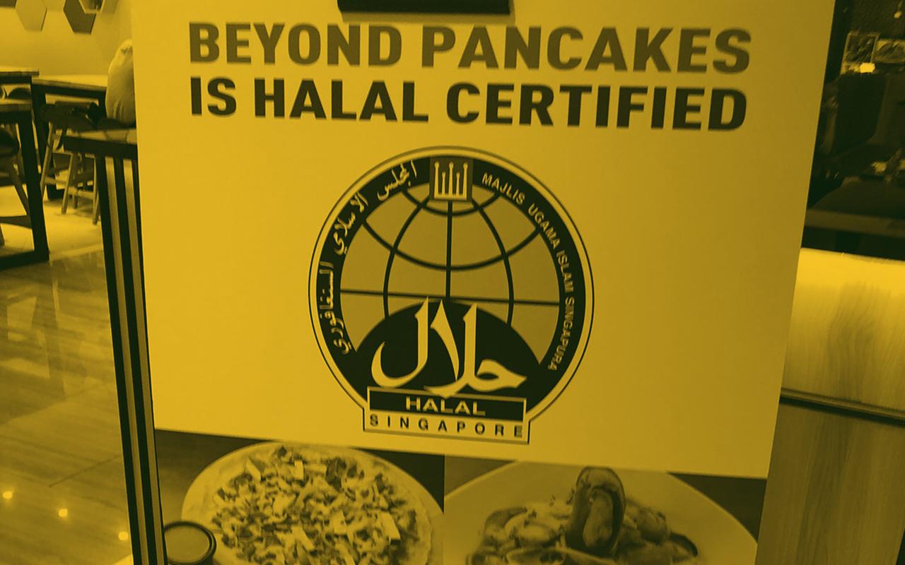 Halal facebook